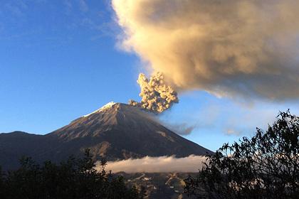 Предсказана скорая колоссальная вулканическая катастрофа