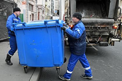 Мусорные контейнеры в России «поумнеют»