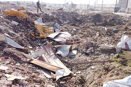 Черный ящик сбитого в Иране Боинга потребовал ремонта
