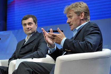 Кремль прокомментировал отставку Суркова