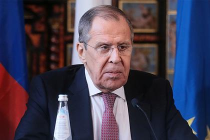 Лавров поддержал действия сирийской армии в Идлибе