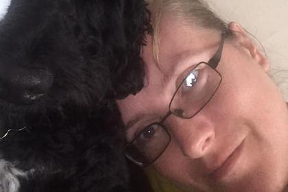 Миниатюрный пес спас глухую хозяйку и ее бойфренда от смерти