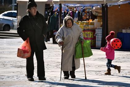 Назван способ снизить уровень бедности в России