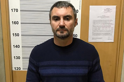 Российские полицейские задержали итальянского мафиози