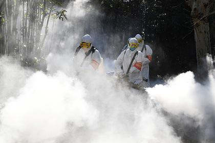 Ученые в Китае рассказали о пике распространения коронавируса