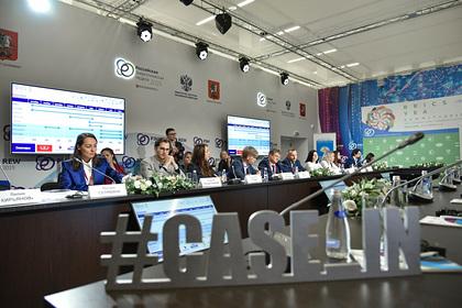 Участники чемпионата CASE-IN займутся технологической модернизацией России