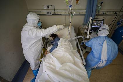 Выросло число погибших от китайского коронавируса иностранцев