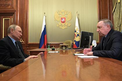 Путин прокомментировал траты на парк в Петербурге фразой «для Питера не жалко»