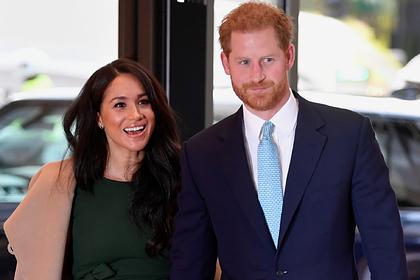 Раскрыты последние планы принца Гарри и Меган Маркл как членов королевской семьи
