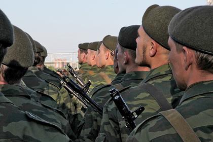 Украина заявила о 25 тысячах российских военных на Донбассе