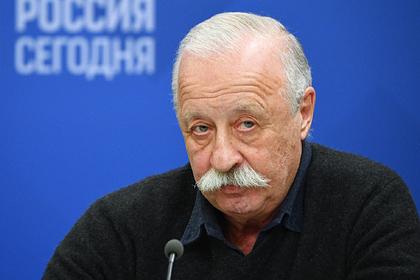 Якубович ответил на критику пристыдившего его сенатора