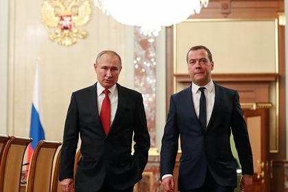 Путин опроверг версию о распавшемся «тандеме» с Медведевым