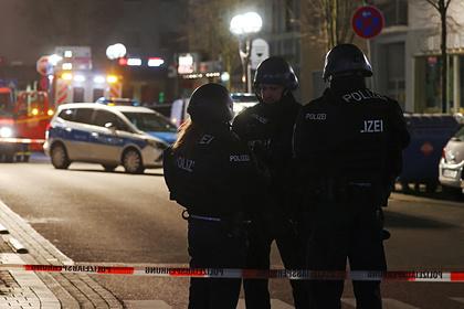 Не менее восьми человек погибли при стрельбе в немецком городе