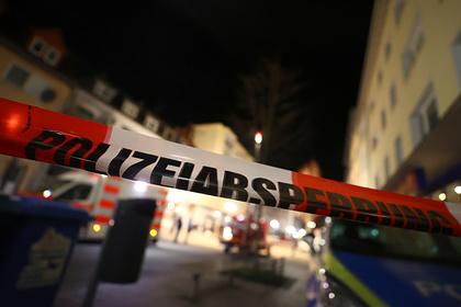 Подозреваемого в расстреле людей в немецком городе нашли мертвым