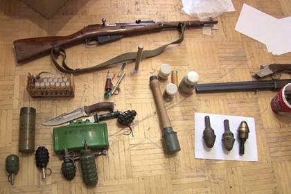 ФСБ пришла к подпольным оружейникам в 19 регионах России