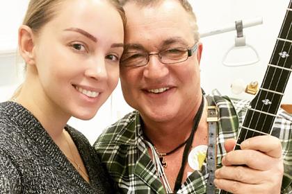 Опубликовано фото Дмитрия Диброва из больницы