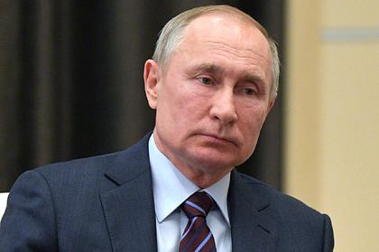 Путин поблагодарил США за помощь спецслужб