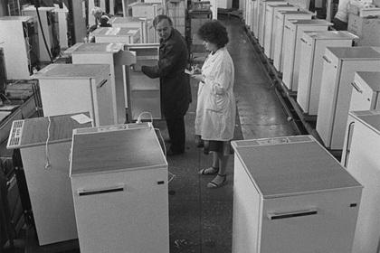 Любителей советского наследия оставили без холодильников
