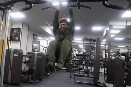 Кадыров записал мотивационный ролик в спортзале и посвятил его судьбе