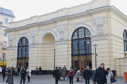 Станция «Смоленская» будет закрыта для воссоздания первоначального освещения