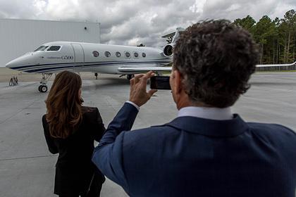 В мире взлетели продажи дорогих частных самолетов