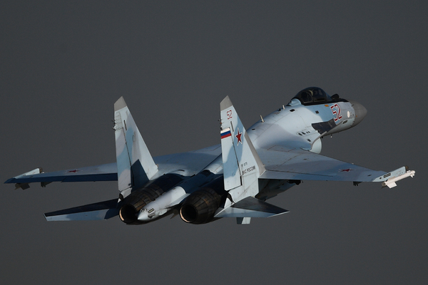 Раскрыто число российских Су-35С