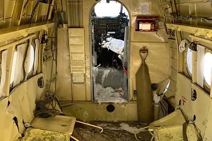 Состояние «убитого» самолета до крушения в аэропорту Магадана сняли на видео