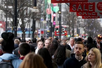 Британцы устроили набег на магазины в ожидании «развода» с Европой