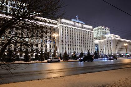Минобороны решило купить служебный автомобиль за 30 миллионов рублей