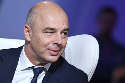 Силуанов похвалил Грефа и назвал Сбербанк конфеткой