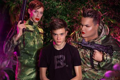 Пожелавшего расстреливать геев блогера «взяли в заложники»