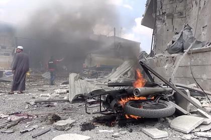 При авиаударе в Идлибе погибли турецкие военные