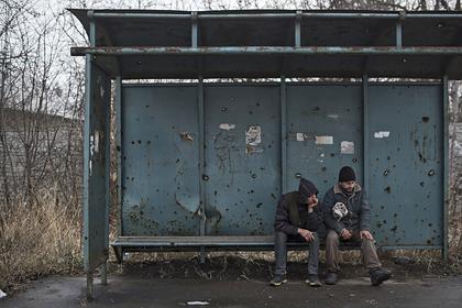 Названа доля отказавшихся возвращаться в Донбасс беженцев