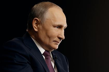 Путин рассказал о правильном ударении в слове «украинцы»