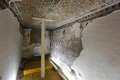 В «проклятой» египетской гробнице совершили революционное открытие