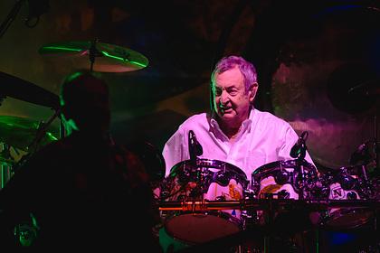 Один из основателей Pink Floyd выступит в России