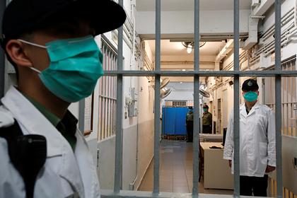 Коронавирус проник в тюрьмы и заразил 500 человек