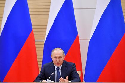 Кремль отреагировал на исследование о страхе россиян из-за ухода Путина