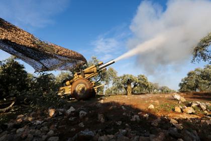 Сирийские военные отразили еще одну атаку протурецких боевиков