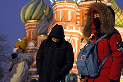 Более 20 китайских туристов сбежали от врачей на экскурсию по Москве
