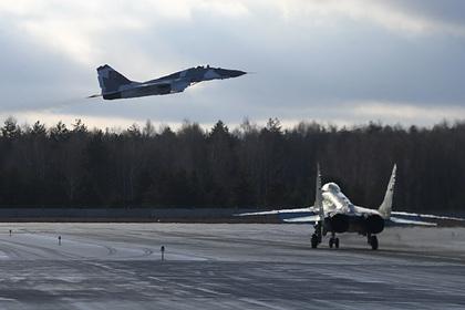 МиГ-35 получит беспилотную посадку
