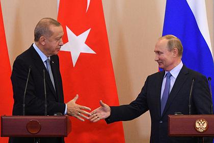 Эрдоган решит судьбу Идлиба после переговоров с Путиным