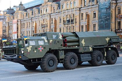 На Украине рассказали о «выжигающем российские войска» оружии