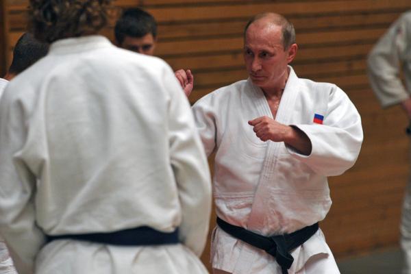 Раскрыт секрет кимоно Путина