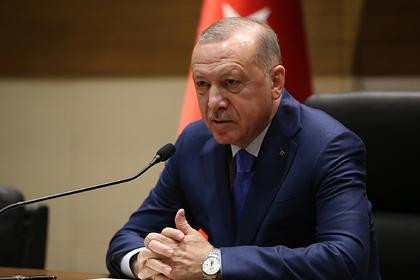 Эрдоган заявил Путину о сдерживании армии Сирии на территории Сирии
