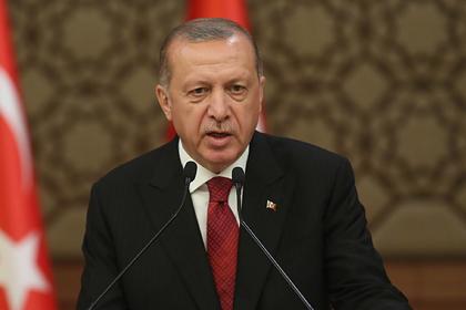 Эрдоган назвал Путину условие для мира в Сирии