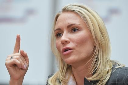 Адвокат Водонаевой раскритиковала идею о женской партии Валерии