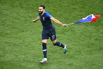 Чемпион мира по футболу стал игроком худшего клуба РПЛ