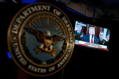 Пентагон раскрыл ответ на распад ракетного договора