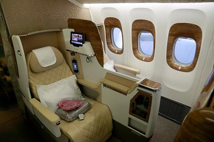 Назван легкий способ заполучить место в бизнес-классе самолета без доплат